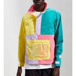 UO Colorblock Trail Anorak Jacket